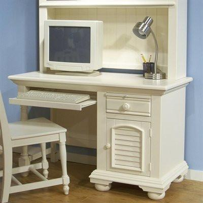 American Woodcrafters 6510-342 Computer Desk - Peazz.com