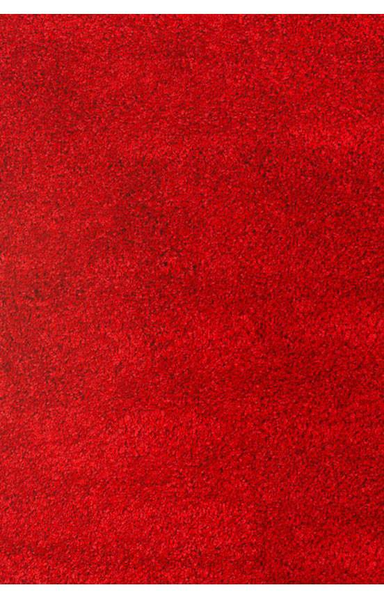 Hill | Area | Rug | Red