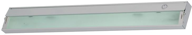 Cornerstone A134UC/27 Aurora 4 Light Under Cabinet Light In Stainless Steel