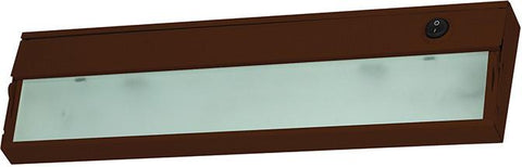 Cornerstone A209UC/15 Aurora 1 Light Under Cabinet Light In Bronze - Peazz.com