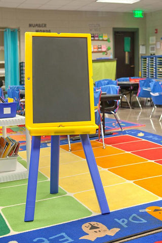 Luxor LB2214 Luxor Children's Double Sided Easel - Peazz.com