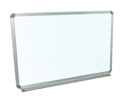 "Luxor WB3624W Wall-mounted whiteboard 36"" x 24"" - Peazz.com"