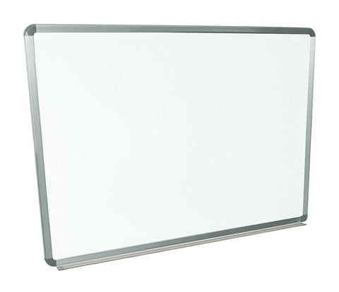 "Luxor WB4836W Wall-mounted whiteboards 48"" x 36"" - Peazz.com"