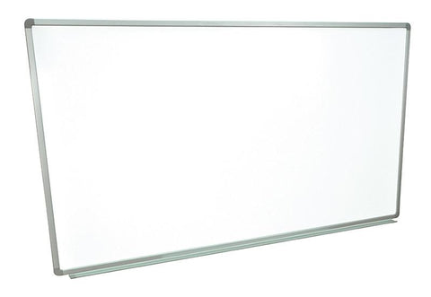 "Luxor WB7240W Wall-mounted whiteboards 72"" x 40"" - Peazz.com"