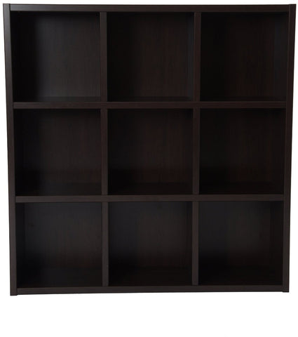 Boraam 70011 Techny Collection Tobey Bookcase, Espresso - Peazz.com