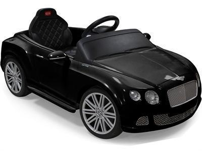 Rastar RA-82100_Black Bentley GTC 12v Black RC - Peazz.com