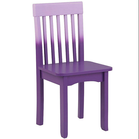 KidKraft 16637 Avalon Chair - Purple Ombre - Peazz.com
