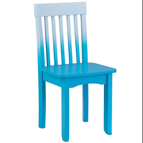KidKraft 16638 Avalon Chair - Turquoise Ombre - Peazz.com