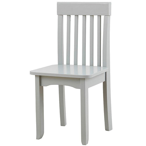 KidKraft 16639 Avalon Chair - Gray Fog Ombre - Peazz.com