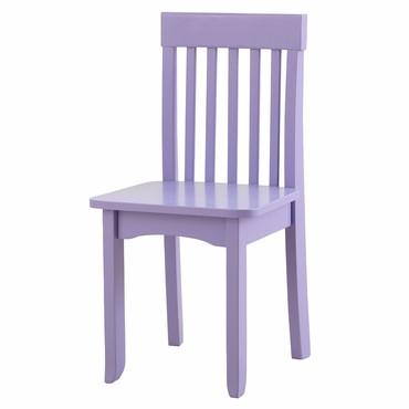 KidKraft 16635 Avalon Chair - Orchid - Peazz.com