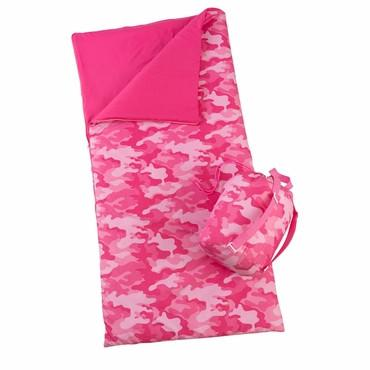 KidKraft 77022 Sleeping Bag - Pink Camo - Peazz.com