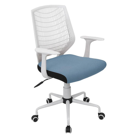 LumiSource OFC-NET W+SMBU Network Office Chair - Peazz.com