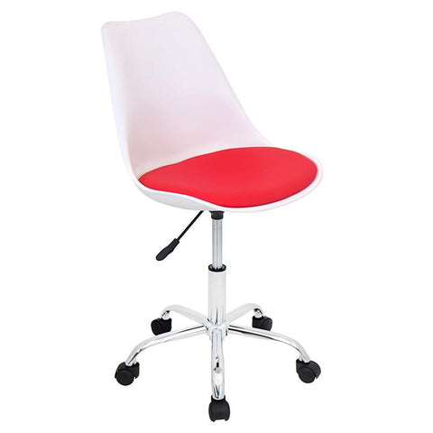 LumiSource OFC-PTL W+R Petal Office Chair - Peazz.com
