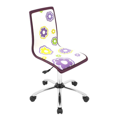 LumiSource OFC-TM-PDSY PR Printed Office Chair - Peazz.com