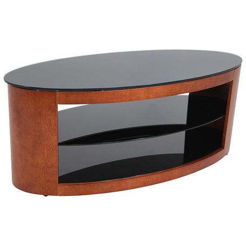 LumiSource TB-SW-CFDUOVL Duo Coffee Table - Peazz.com
