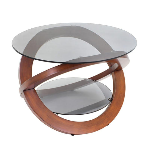LumiSource TB-SW-LINX Linx Coffee Table - Peazz.com