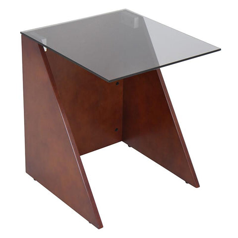 LumiSource TB-TBLO WL+SM Tabulo Side Table - Peazz.com