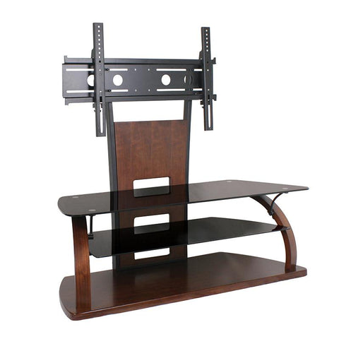LumiSource TV-SW-TS 136 Metro Series 136 TV Stand - Peazz.com