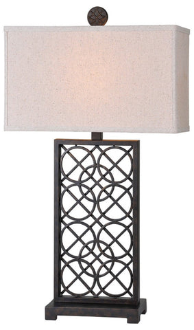 Ren-Wil LPT382 Sansa Table Lamp - Peazz.com
