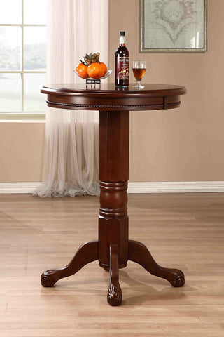 American Heritage Billiard 100580NAV Larosa Pub Table in Navajo - Peazz.com - 1
