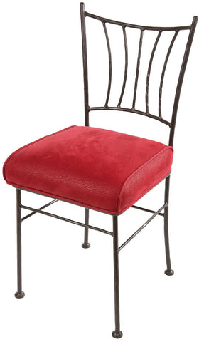 Stone County Ironworks 900-528-FSRP Ranch Side Chair - Peazz.com