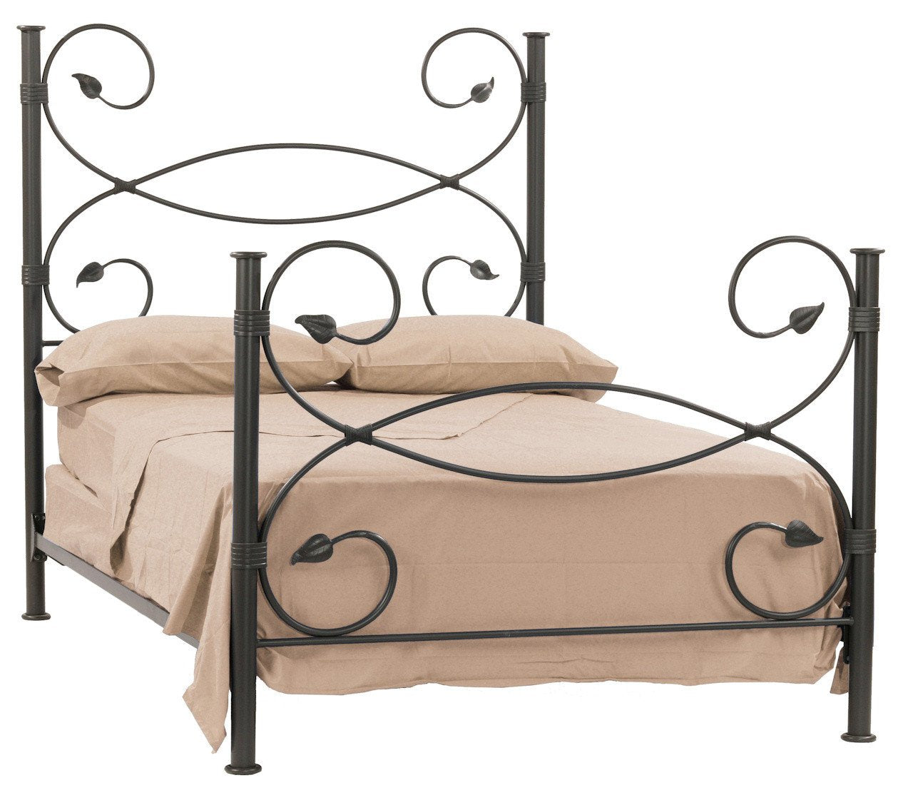 Stone County Queen Bed Leaf