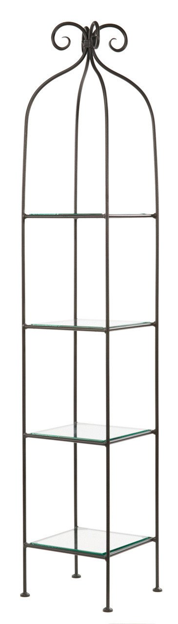 Standing Shelf Single Width Tier Scroll 5007 Product Photo