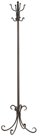 Stone County Ironworks 901-329 Breckenridge Standing Coat Rack - Peazz.com