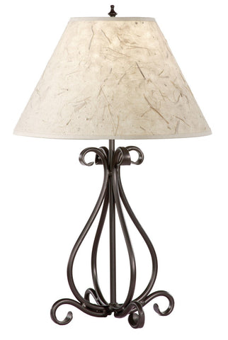 Stone County Ironworks 901-594 Waterbury Iron Table Lamp - Peazz.com