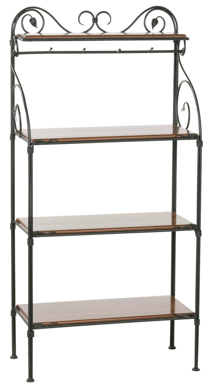 Iron Bakers Rack Tier 13163 Product Photo
