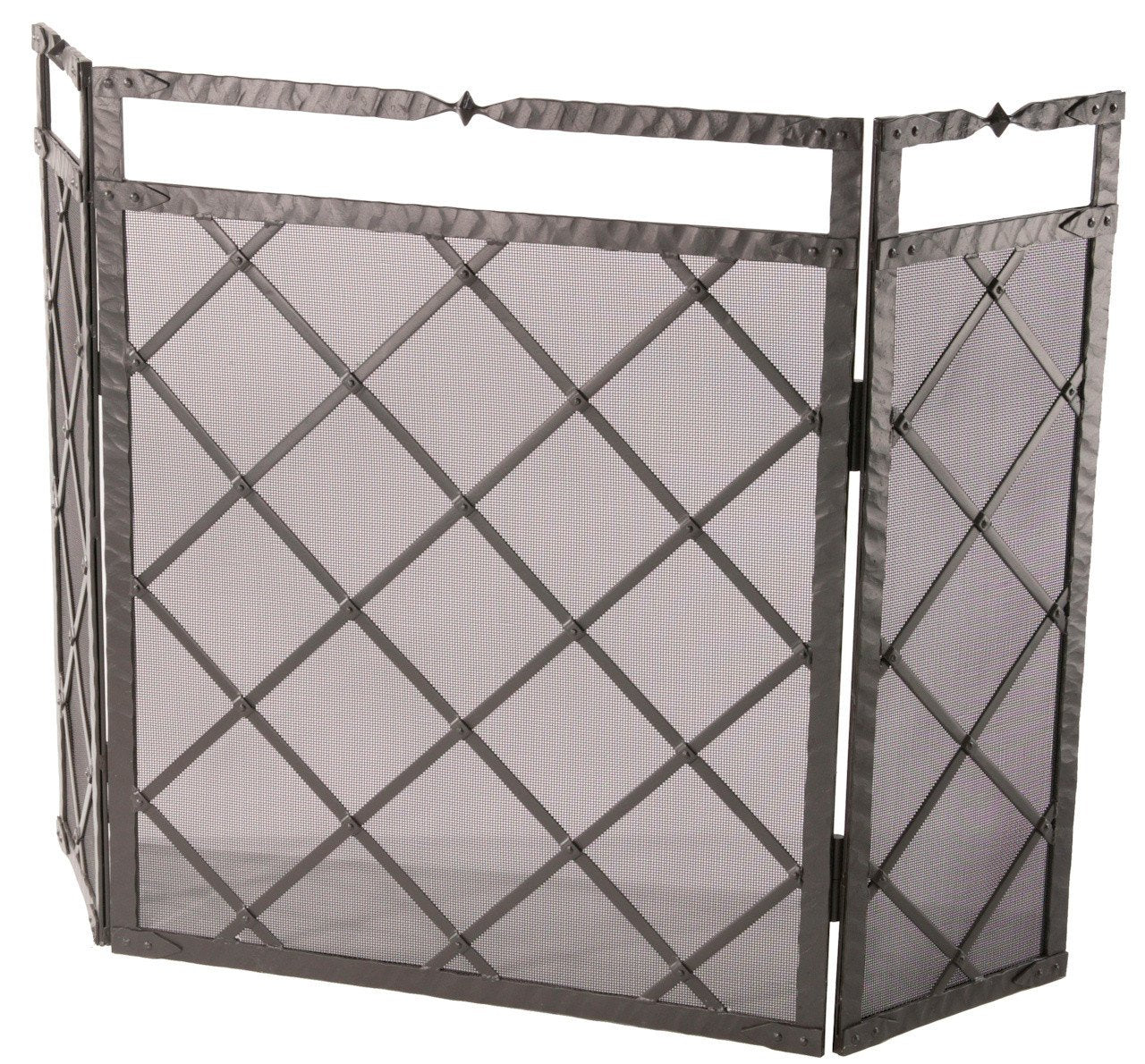 Hill Triple Panel Fire Screen 13916 Product Photo
