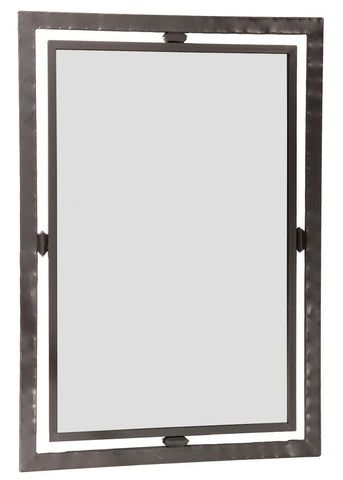 Stone County Ironworks 905-027-LRG Forest Hill Large Wall Mirror - Peazz.com