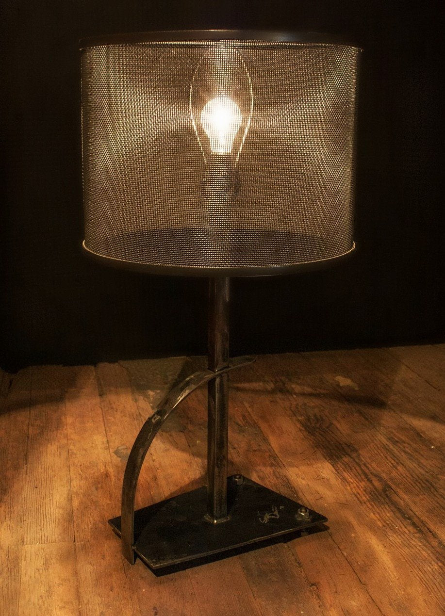 Stone County Table Lamp Iron Cardiff