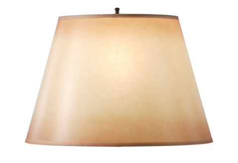 Stone County Ironworks 907-012 Amber Glow Table Lamp Shade (14x9) - Peazz.com