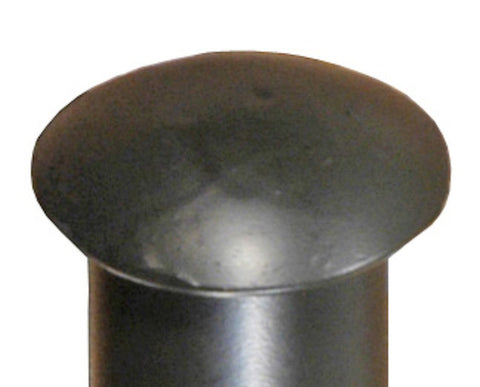 Stone County Ironworks 907-034 Iron Curtain End Cap - Peazz.com