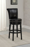 American Heritage Billiard 126156 Chelsea Counter Height Stool in Black - BarstoolDirect.com - 1