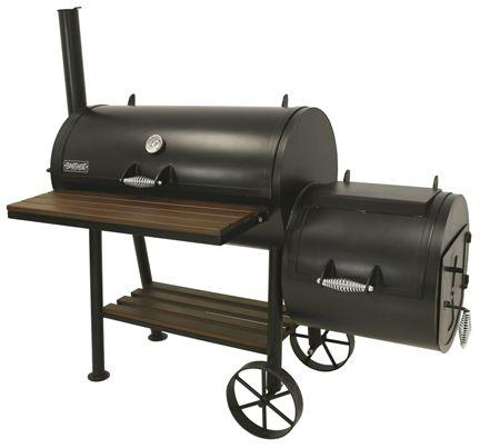 Bayou Classic Smoker Grill With Firebox