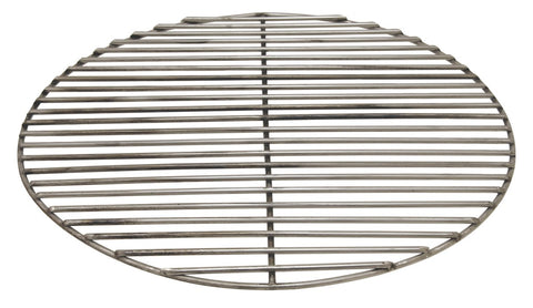 Bayou Classic 19 Inch Stainless Steel Grill Grate - For Cypress Ceramic Charcoal Grills