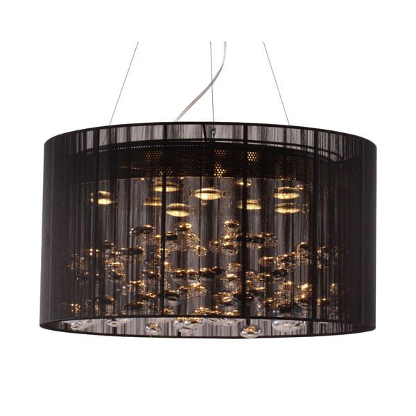 Zuo Ceiling Lamp Black Symmetry