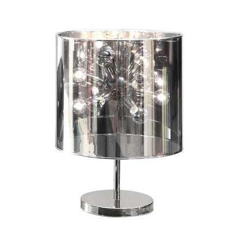 Zuo 50006 Supernova Table Lamp Chrome - Peazz.com