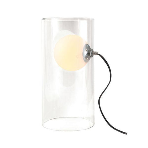 Zuo 50080 Eruption Table Lamp Clear - Peazz.com - 1