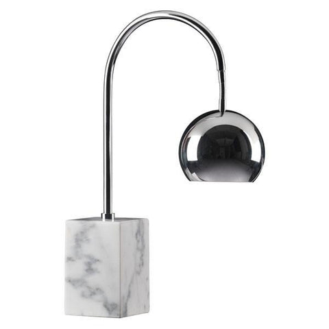 Zuo 50300 Run Table Lamp Chrome - Peazz.com