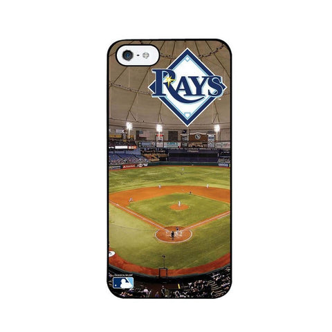 Tampa Bay Rays Stadium Collection Iphone 5 Case (Field) - Peazz.com