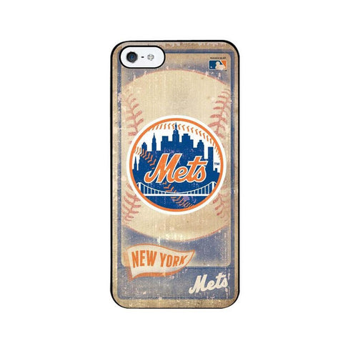 Vintage Iphone 5 Case - New York Mets - Peazz.com