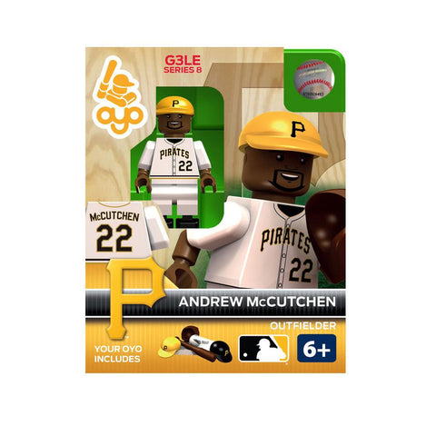 Pittsburgh Pirates Andrew McCutchen Generation 3 OYO - Peazz.com