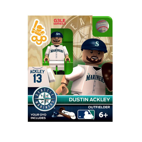 Seattle Mariners Michael Ackley Generation 3 OYO - Peazz.com