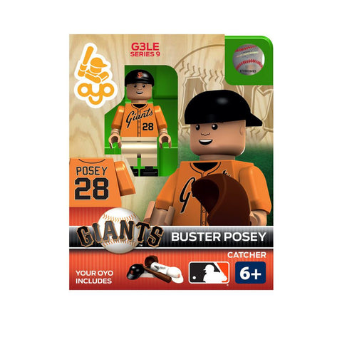 San Francisco Giants Buster Posey Generation 3 OYO - Peazz.com
