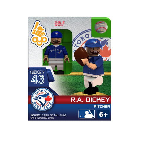 Toronto Blue Jays R.A. Dickey Generation 3 OYO - Peazz.com