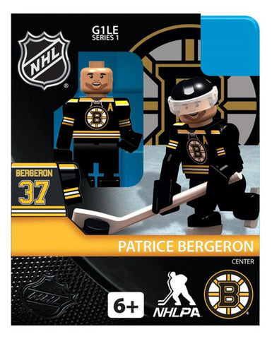 OYO NHL Figure - Boston Bruins - Patrice Bergeron - Peazz.com
