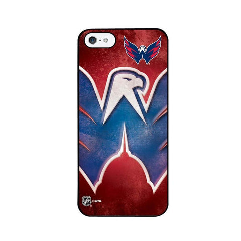 Washington Capitals Oversized  Iphone 5 Case - Peazz.com